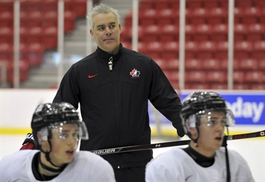 Ducharme to coach U20