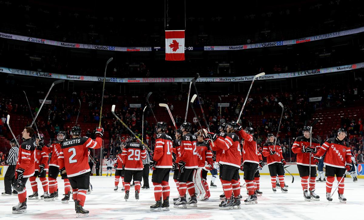 Canada Names Roster 2017 Iihf World Junior Championship