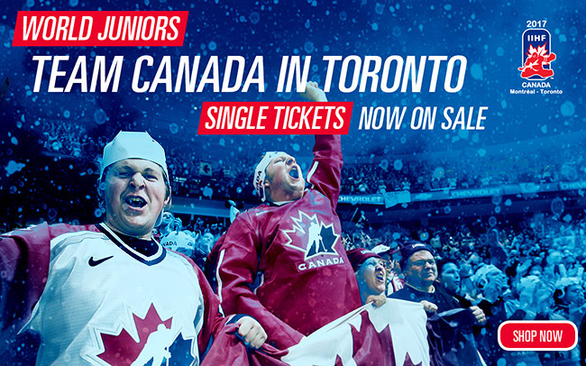 Ticketing Toronto En
