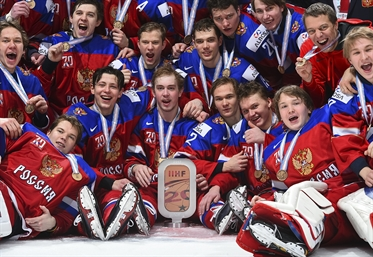 Bronze goes to Russia